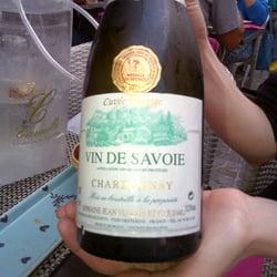 La Porte Sainte Claire - Annecy, Haute-Savoie, France. Fabulous wine