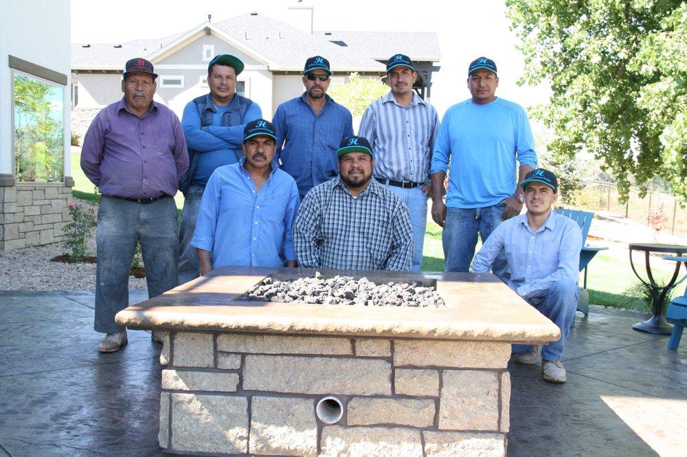Highland Concrete Designs: 220 12th St SW, Loveland, CO