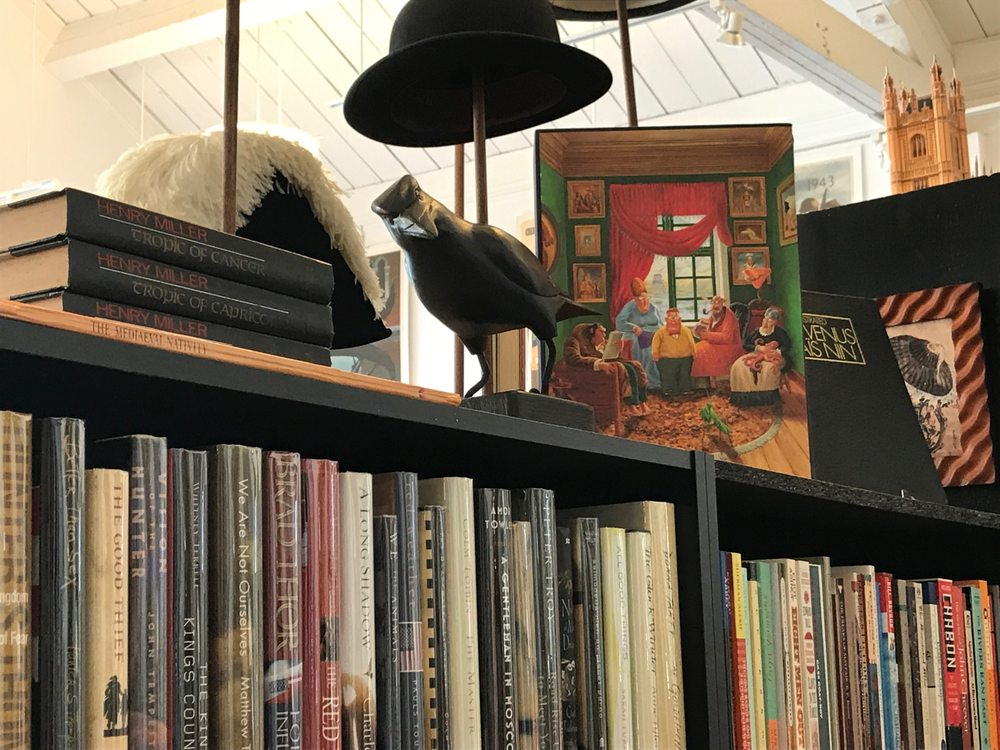 Nevermore Books: 702 Craven St, Beaufort, SC