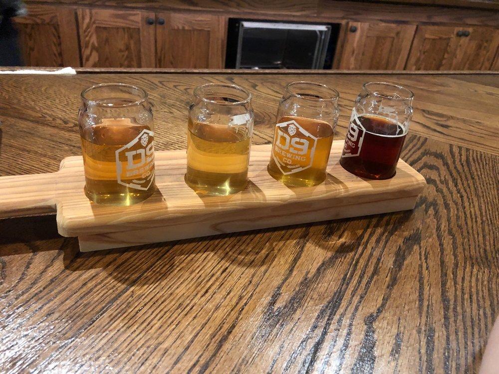 D9 Brewing - Hendersonville: 425 N Main St, Hendersonville, NC