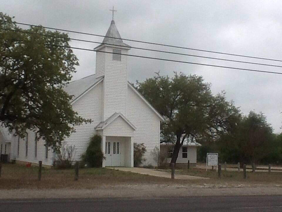 Harper United Methodist Church: 23305 US 290, Harper, TX