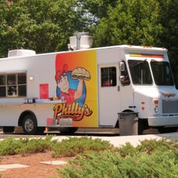 Philly S Cheesesteaks Food Truck Raleigh Menu