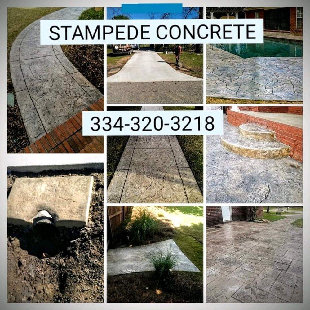 Stampede Concrete: 285 Rose Ln, Deatsville, AL