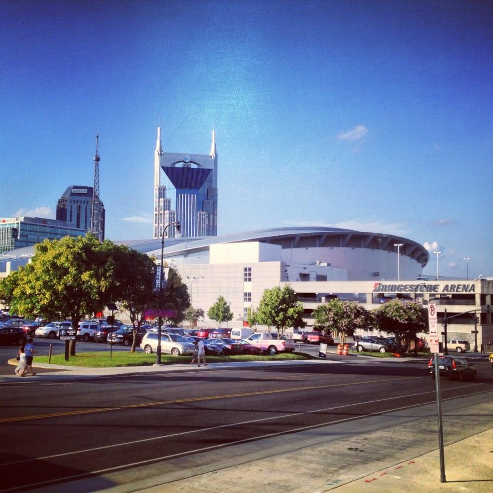 Nashville Tn Restaurants Near Bridgestone Arena
