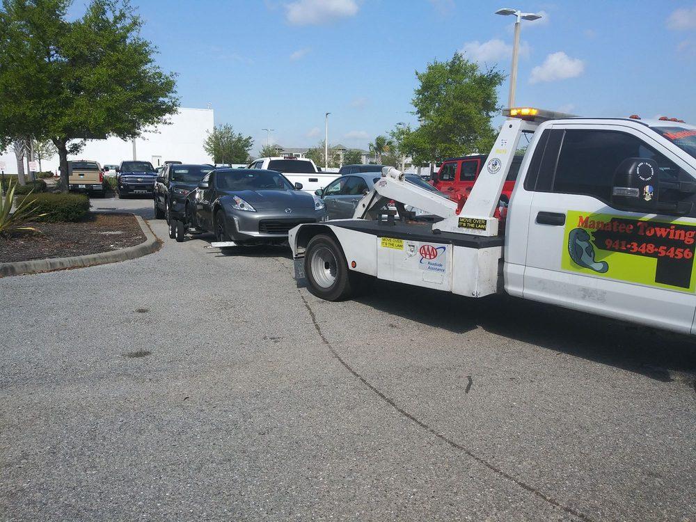 Manatee Towing: Bradenton, FL