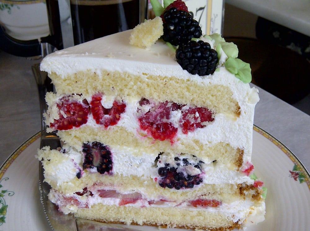 Photo Of Sweet Lady Jane Bakery Santa Monica Ca United States Triple