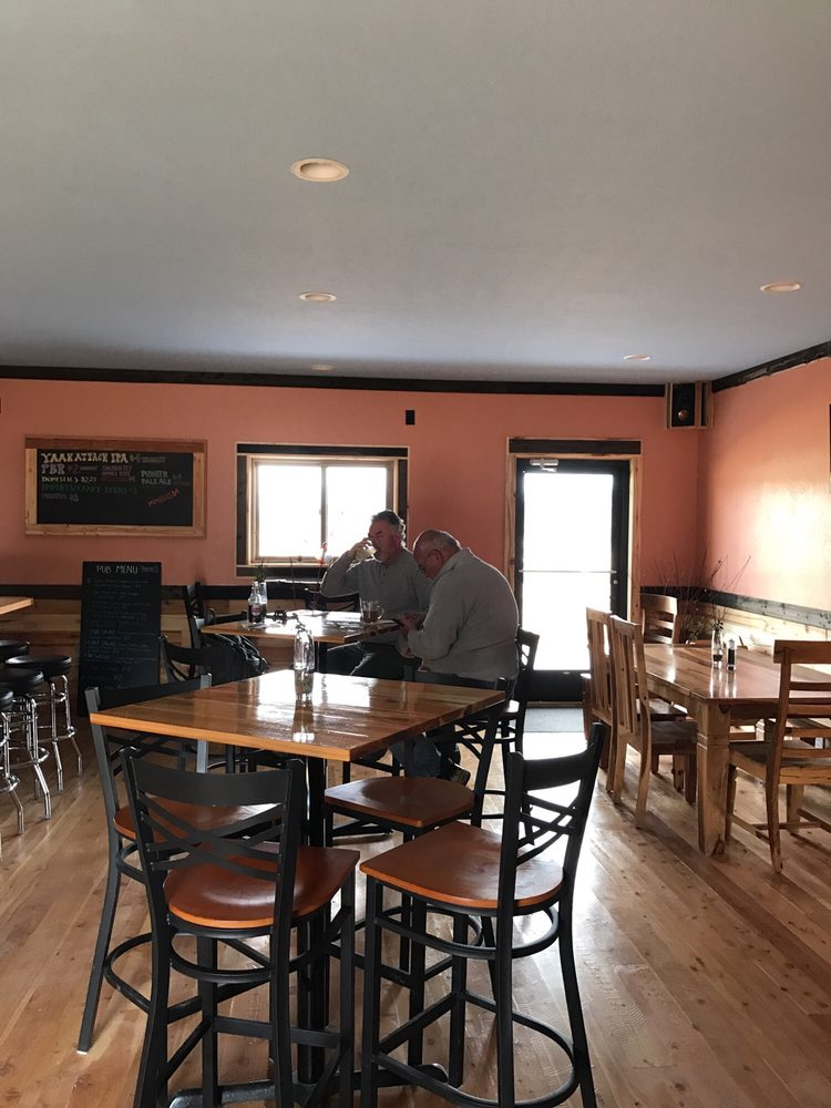 Trego Pub and General Store: 232 Fortine Creek Rd, Trego, MT