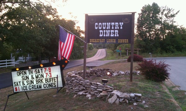 Country Diner Closed Diners 29002 State Hwy 39