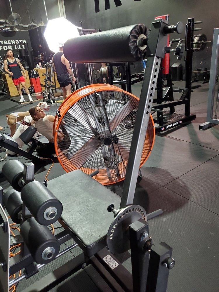 Iron Knight Gym