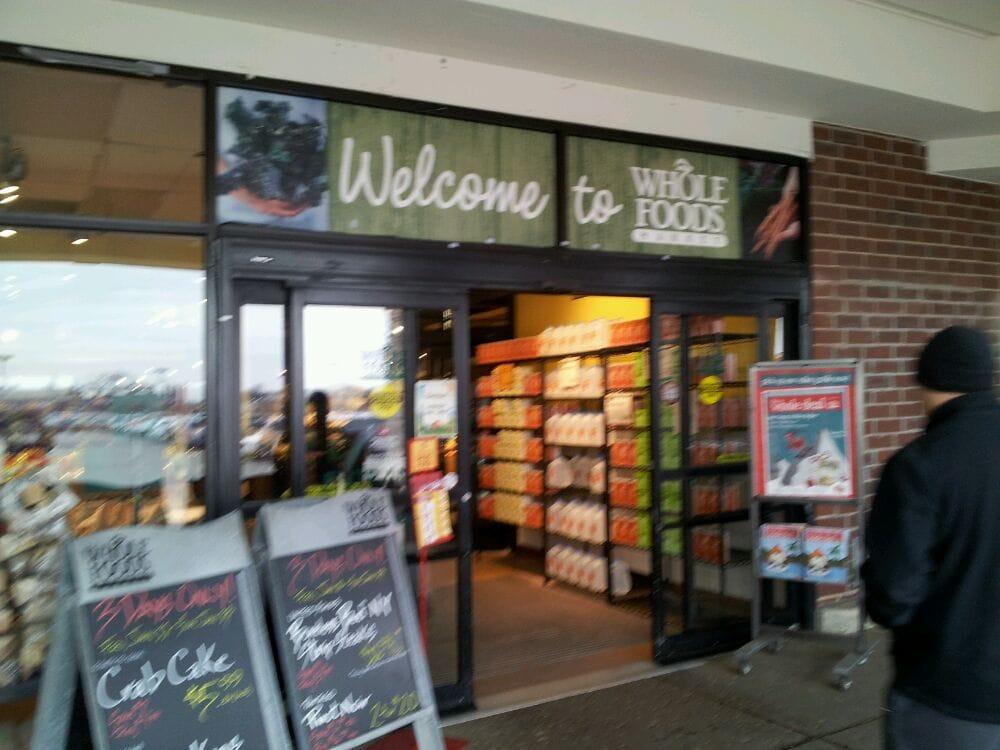 Whole Foods Wheaton Moving