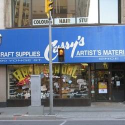 Currys Art Store CLOSED 19 Reviews Home Decor 490 Yonge