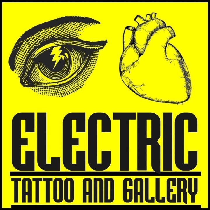 Electric Tattoo and Art Gallery: 2709 Royall Ave, Goldsboro, NC