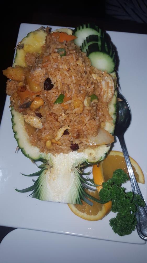 Bronze Buddha Thai Fusion Restaurant Concord Ca