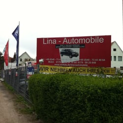 261784495d Lina-Automobile - Request a Quote - Car Dealers - Werner-Otto- Str ...