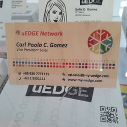 Uedge business cards 13 photos printing services kalayaan photo of uedge business cards makati metro manila philippines reheart Choice Image