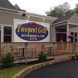 Photo Of Freeport Grill Restaurant Pub Me United States