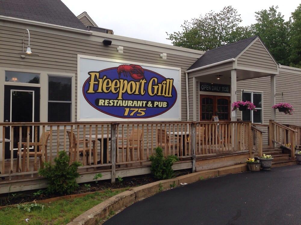 Freeport grill restaurant pub chiuso 16 recensioni for Ristorante in baita vicino a me