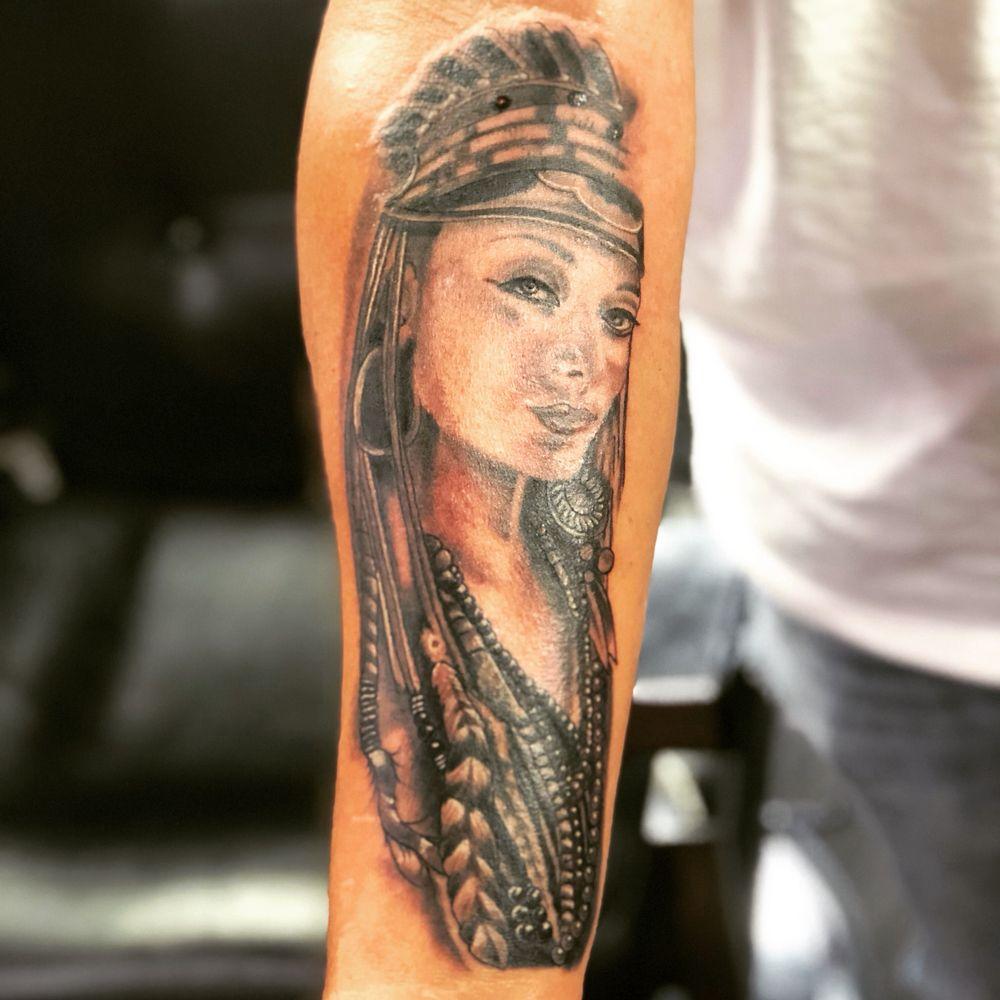 breaking skin tattoo: 680 Main St, Bridgeport, OH