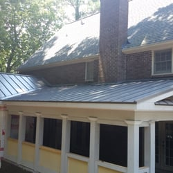 Photo Of Roof Authority   Roswell, GA, United States. New Standing Seam Roof