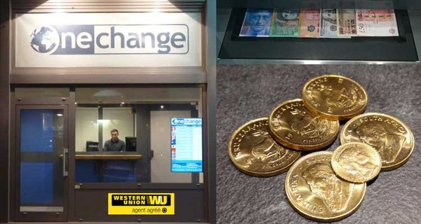 One Change Currency Exchange 3 rue Joseph Blanc Annecy Haute