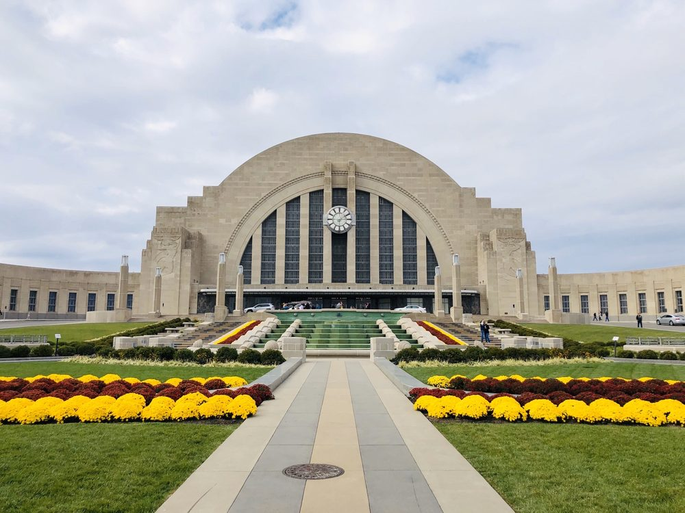 Social Spots from Cincinnati Museum Center at Union Terminal