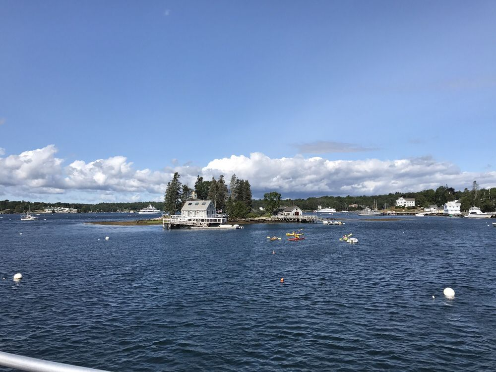 Balmy Day Cruises: 42 Commercial St, Boothbay Harbor, ME