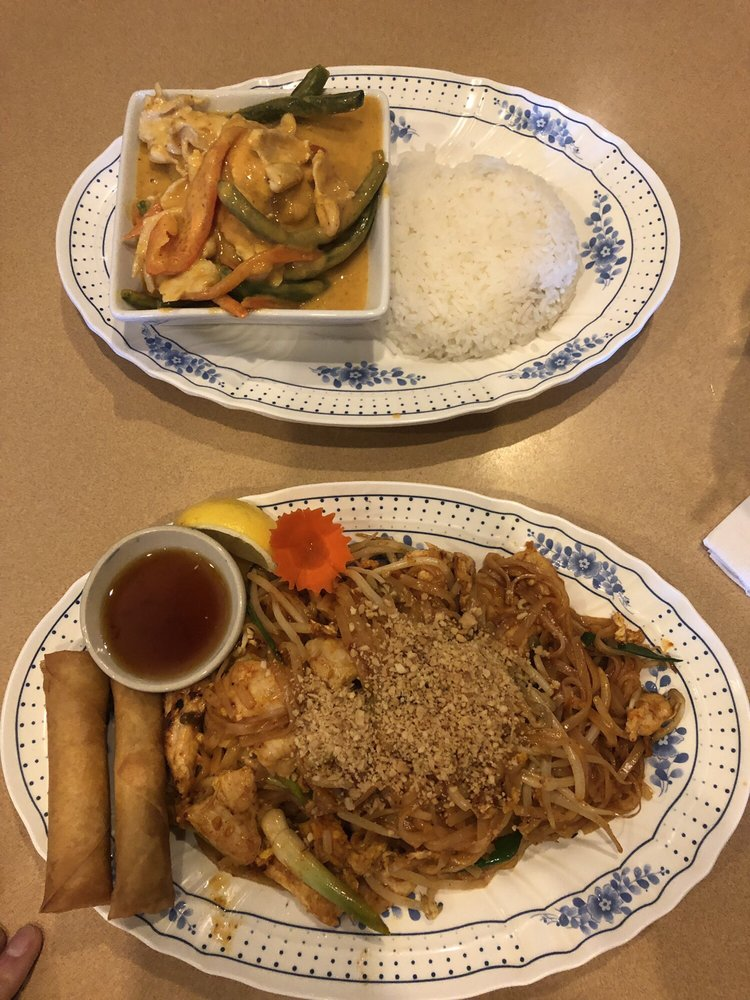 Jen Thai Cuisine: 1385 Fordham Dr, Virginia Beach, VA