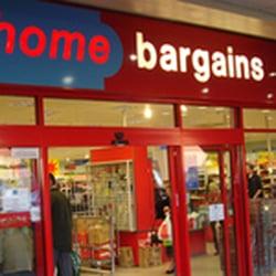 Home Bargains Home Garden 29 Market Place Preston Lancashire
