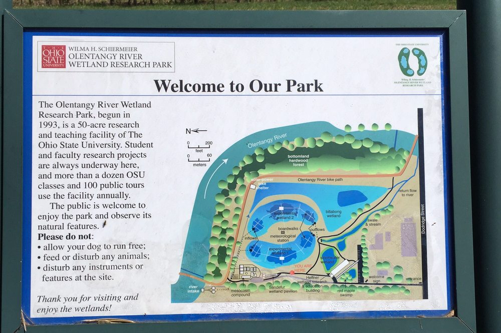 Olentangy River Wetlands Research Park