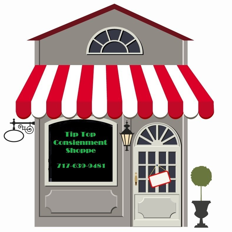 Tip Top Consignment Shoppe: 62 W Main St, Palmyra, PA
