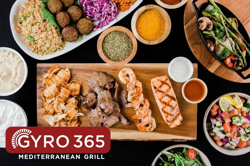 Food from Gyro 365