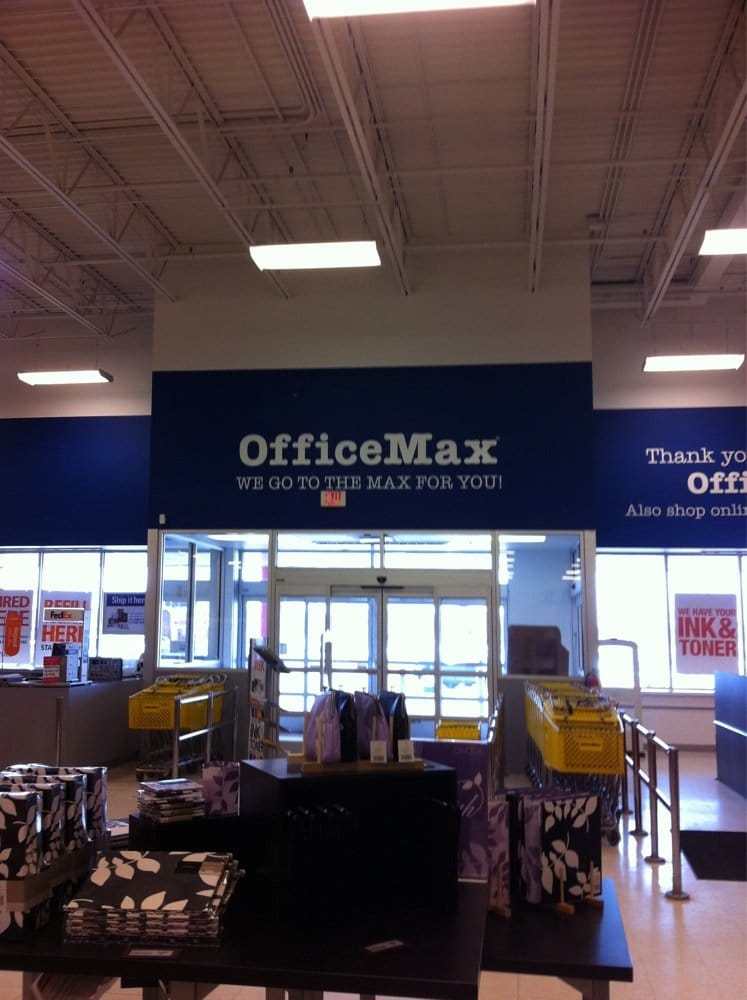 Officemax office equipment forest lake mn united - Chrysler corporate office phone number ...