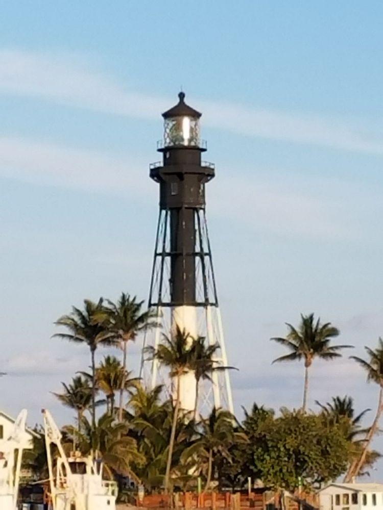 Hillsboro Inlet Lighthouse: 907B Hillsboro Mile, Hillsboro Beach, FL