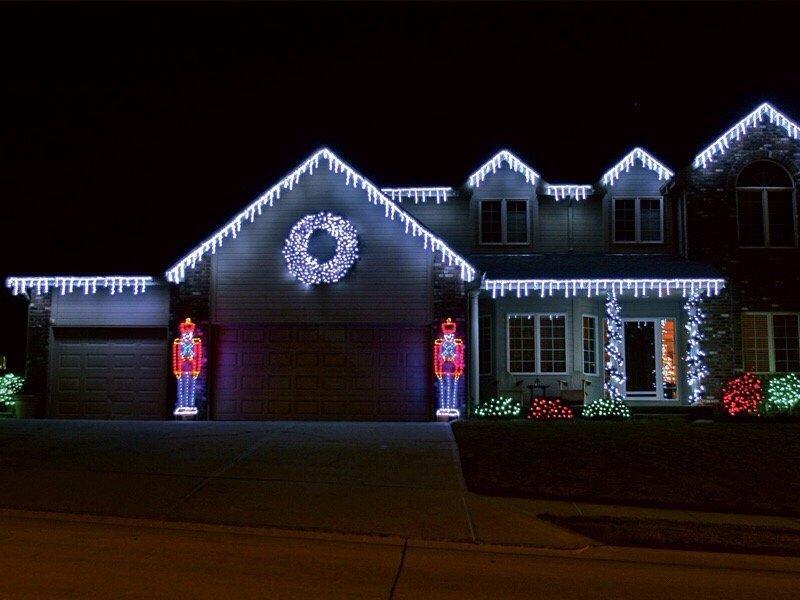 Christmas Lights and Decore of Houston: Houston, TX