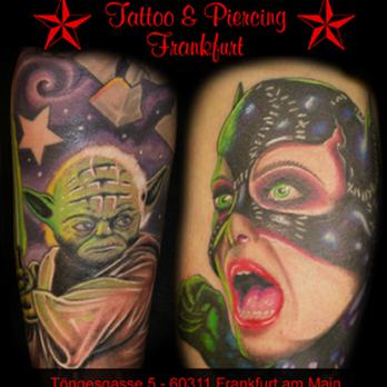 Kartell tattoo piercing