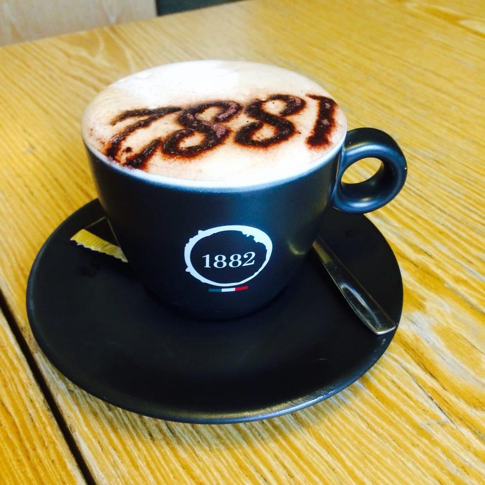 Best Coffee Charing Cross Road