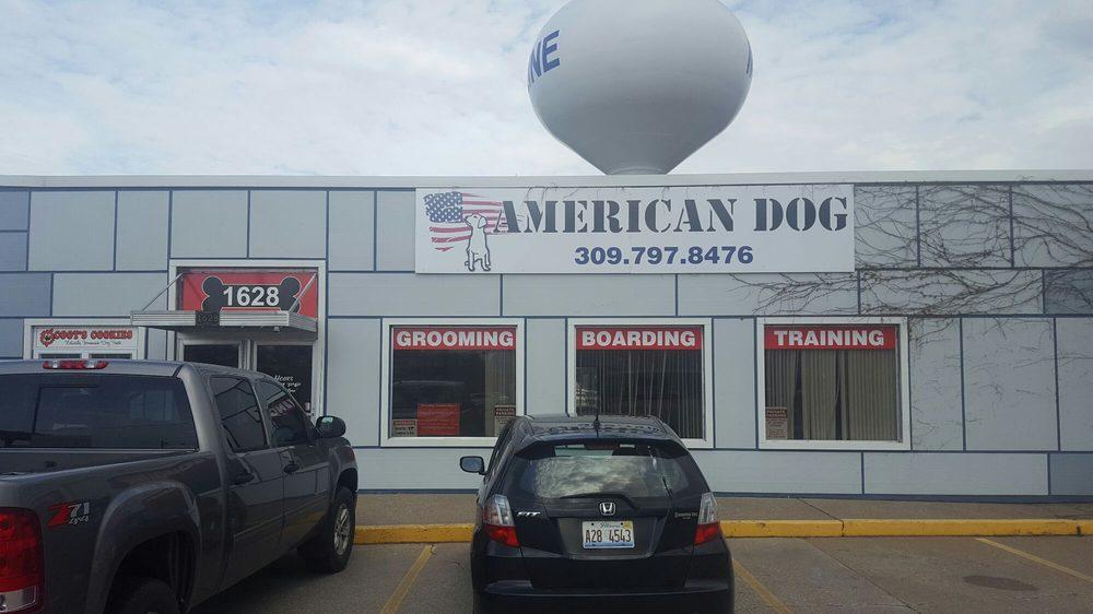 American Dog: 1628 15th Street Pl, Moline, IL