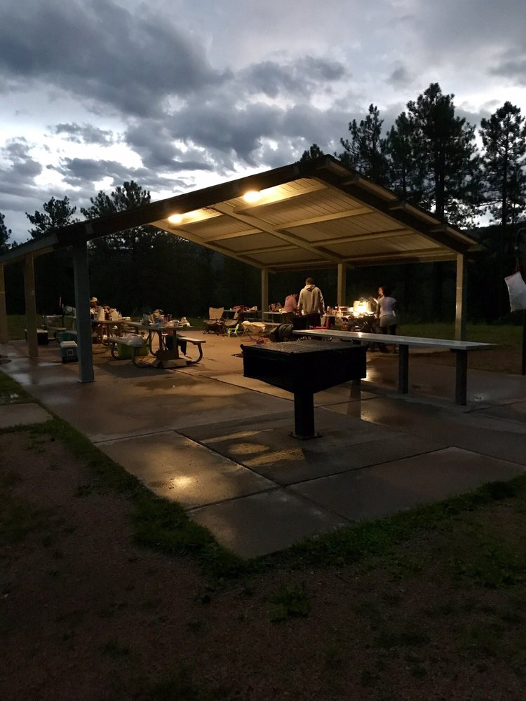 Sharp Creek Campground: 100 East Houston Mesa Rd, Payson, AZ
