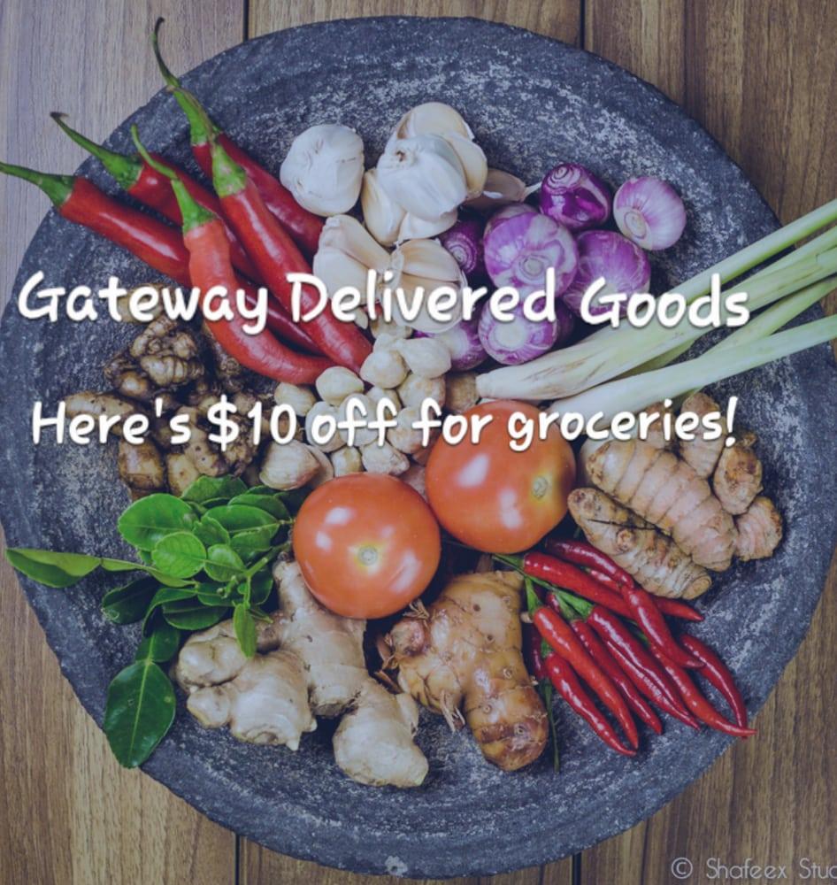 Gateway Delivered Goods: Saint Louis, MO