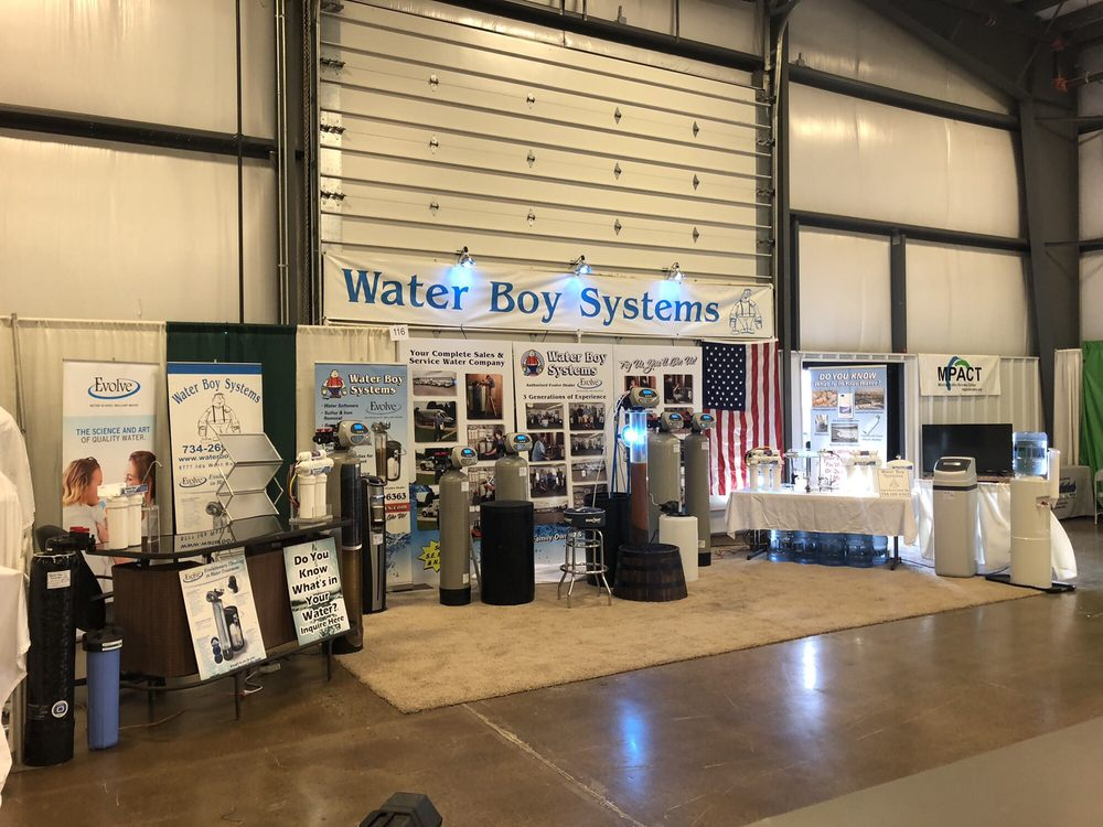 Water Boy Systems: 8777 Ida W Rd, Ida, MI