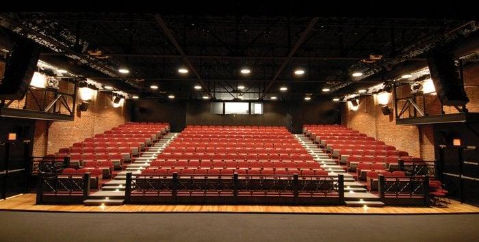 Merrimack Hall Performing Arts Center: 3320 Triana Blvd, Huntsville, AL