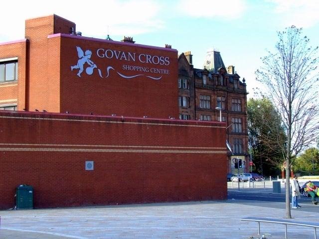 Govan Cross Shopping Centre