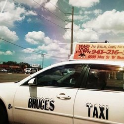 Taxi from Bradenton to Tampa airport | ALD Limo