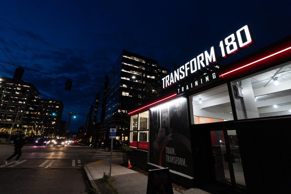 Transform 180 Training - Belltown