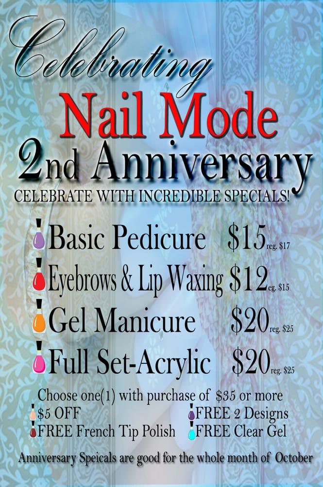 Nails Mode: 1231 W Central Ave, Brea, CA