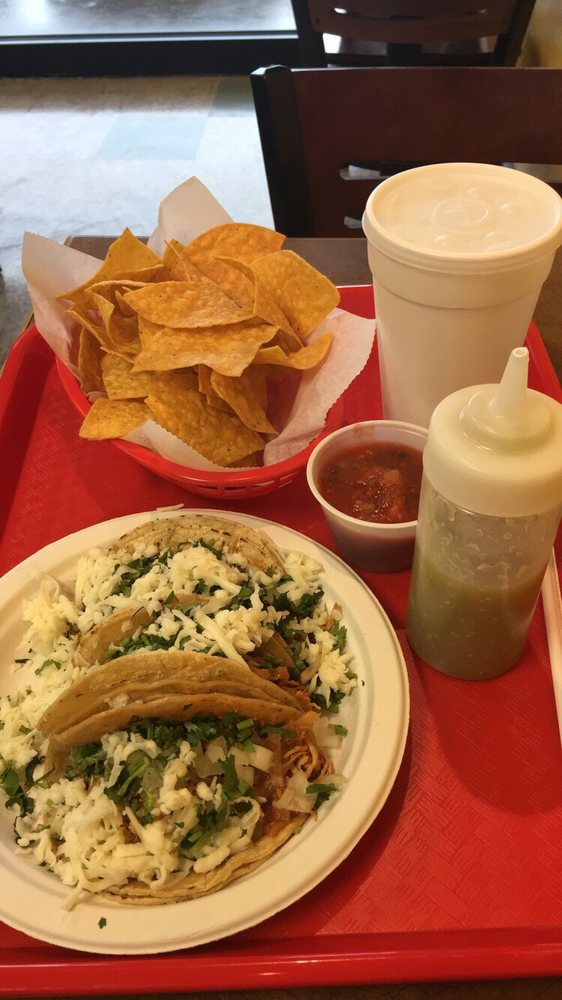 Food from Little Mexico