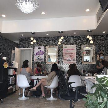 Lush nail spa boutique 72 photos 61 reviews spa for 24 hour nail salon queens ny