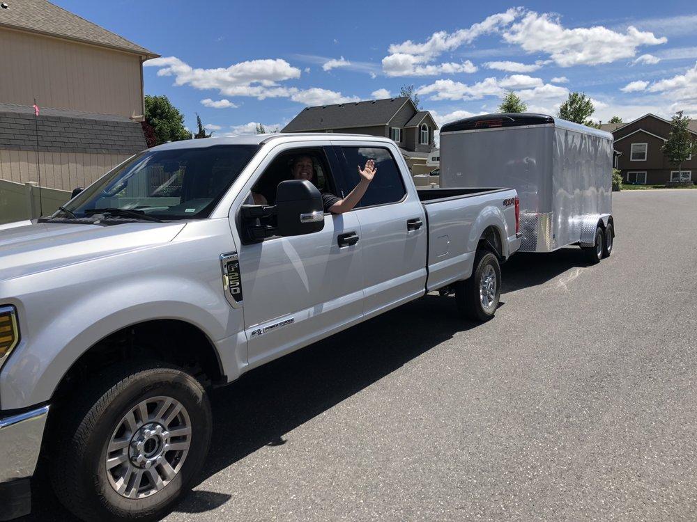 O'Brien Logistics: 10305 E Buckeye Ave, Spokane, WA