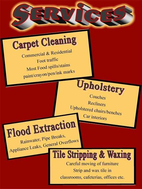 Helu 'Ekahi Carpet Cleaning and Upholstery: Pāhoa, HI