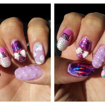 Hey nice nails 70 photos 41 reviews nail salons 316 elm photo of hey nice nails long beach ca united states roses prinsesfo Images